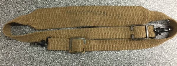 REPLACEMENT CANVAS WEBB STRAP - Silvermans  - 4
