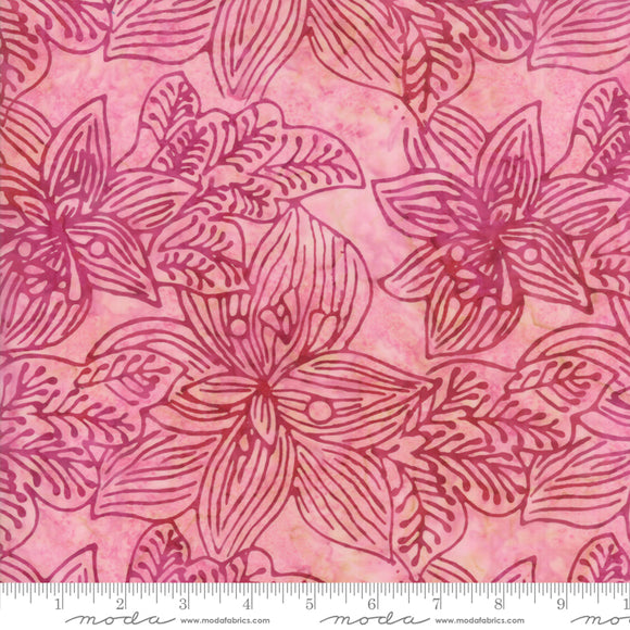 Moda by the 1/2 yard  Batik 100% Cotton Kate Spain Calypso Paradise