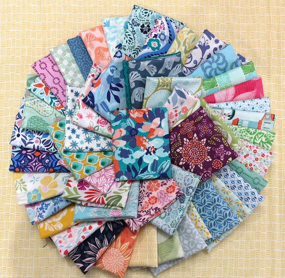50 Kate Spain Moda Fabrics Fabric Fat Quarters Quilters Stash