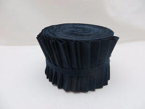 Kona Solid Indigo #1178 Quilting Fabric Quilting 100% Cotton Solid Fabric Jelly Roll