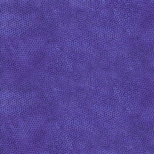 Andover  Fabric by the Half Yard Dimples Color P8 PASSIONFLOWER