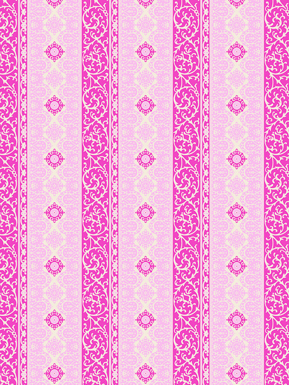Free Spirit Fabrics Sugar Beach Sis Boom Jennifer Paganelli Quilting Fabric By The 1/2 Yard Edwina Pink