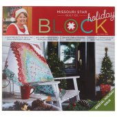 Quilting Supplies and Sewing Notions > Quilting Books and Patterns > Missouri Star -Holiday Block 2018