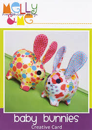 Melly & Me Baby Bunnies Pattern