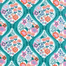 Moda Kate Spain Voyage Quilting Fabric by the 1/2 yard