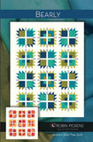 Bearly Quilt Top Kit Robin Pickens 73*73""