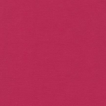 Kona Sangria  #481  Quilting 100% Cotton Solid Fabric By The 1/2 Yard