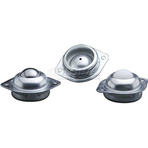 2 Hole Flange Mount Ball Transfer: LPBT-1CS/SS