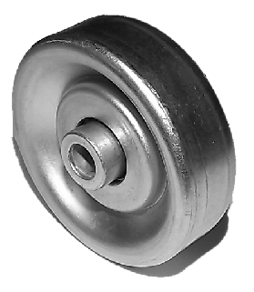 Smaller Tread Width Skate Wheels with higher load rating: SKB492-2008