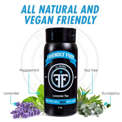 All natural and vegan friendly