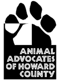 Animal Advocates of Howard County Logo