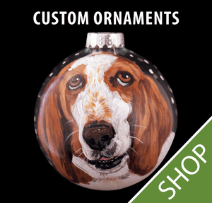Custom Painted Ornament
