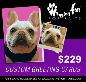 05 - Custom Greeting Card<br>Gift Card