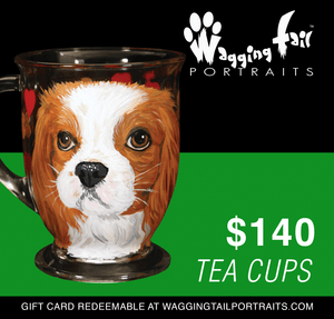 04 - Tea & Coffee Cup<br>Gift Card