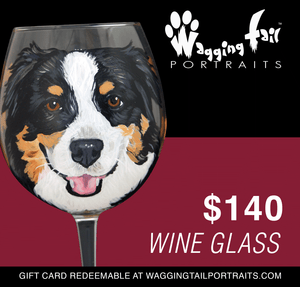 03 - Wine Glass Gift Card