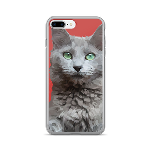 Morgaine The Cat - iPhone 7/7 Plus Case