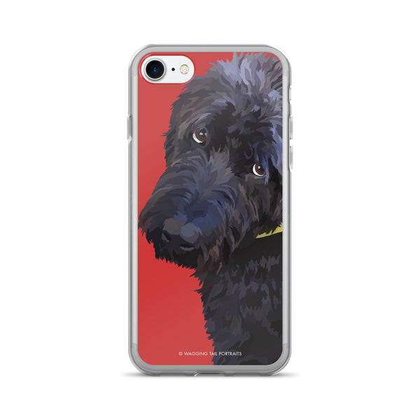 Charley the Labradoodle - iPhone 7/7 Plus Case