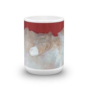 Sam The Ham the Cat - Mug made in the USA