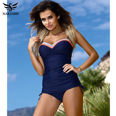 Swimwear Women Swimsuit Push