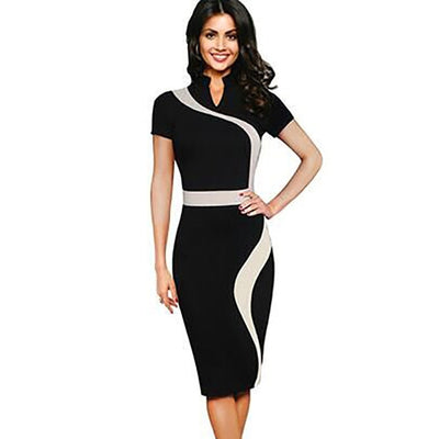 Slimming Wear To Work Office Business