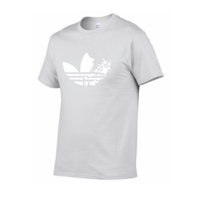 Summer Cotton Men T-shirt