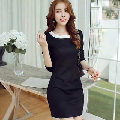 Work Wear Dress Elegant Formal