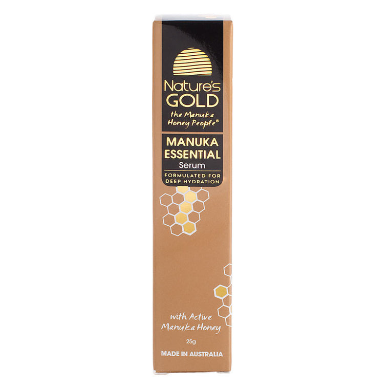 Manuka Honey face serum by Nature's Gold