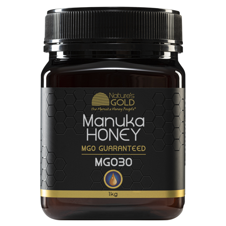 Natures Gold Manuka Honey - MGO 30+