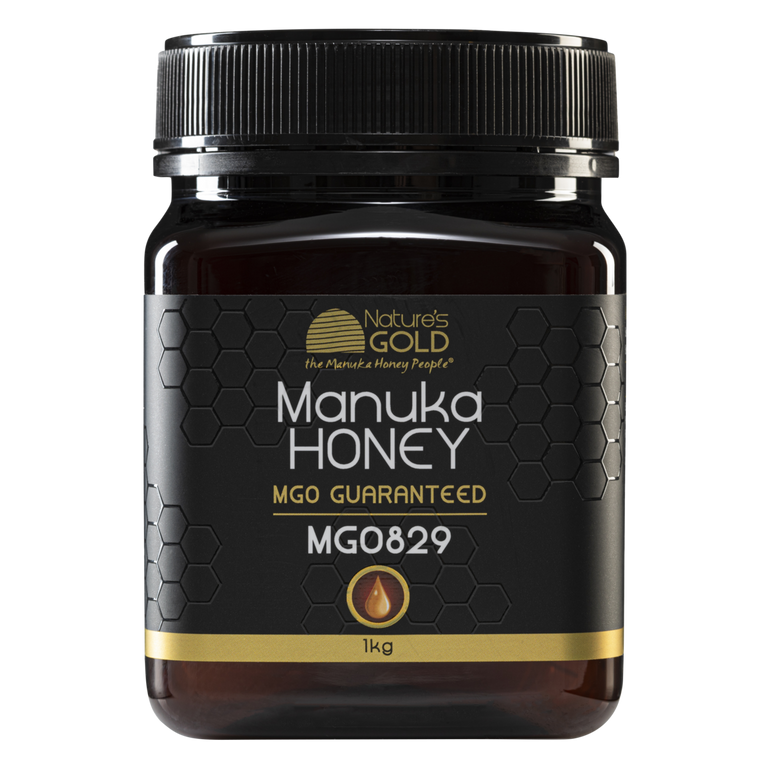 Natures Gold Manuka Honey - MGO 829+
