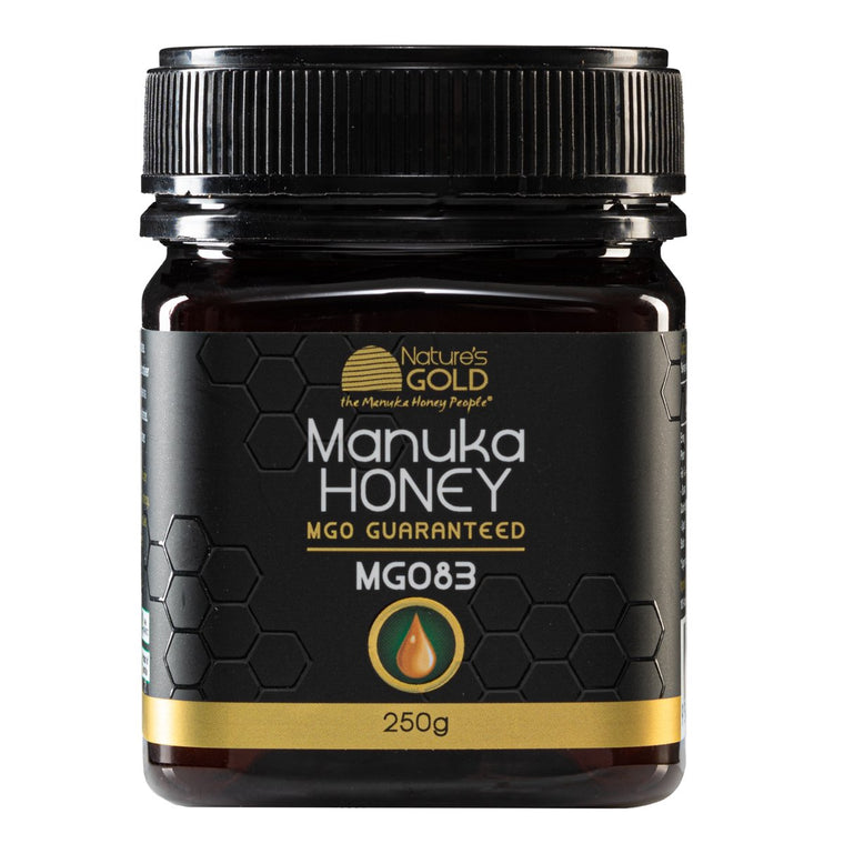 Natures Gold Manuka Honey - MGO 83+