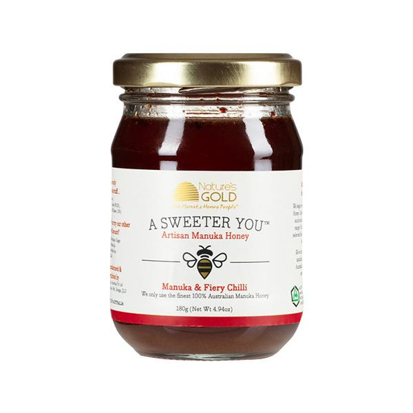 Australian Manuka Honey & Chilli