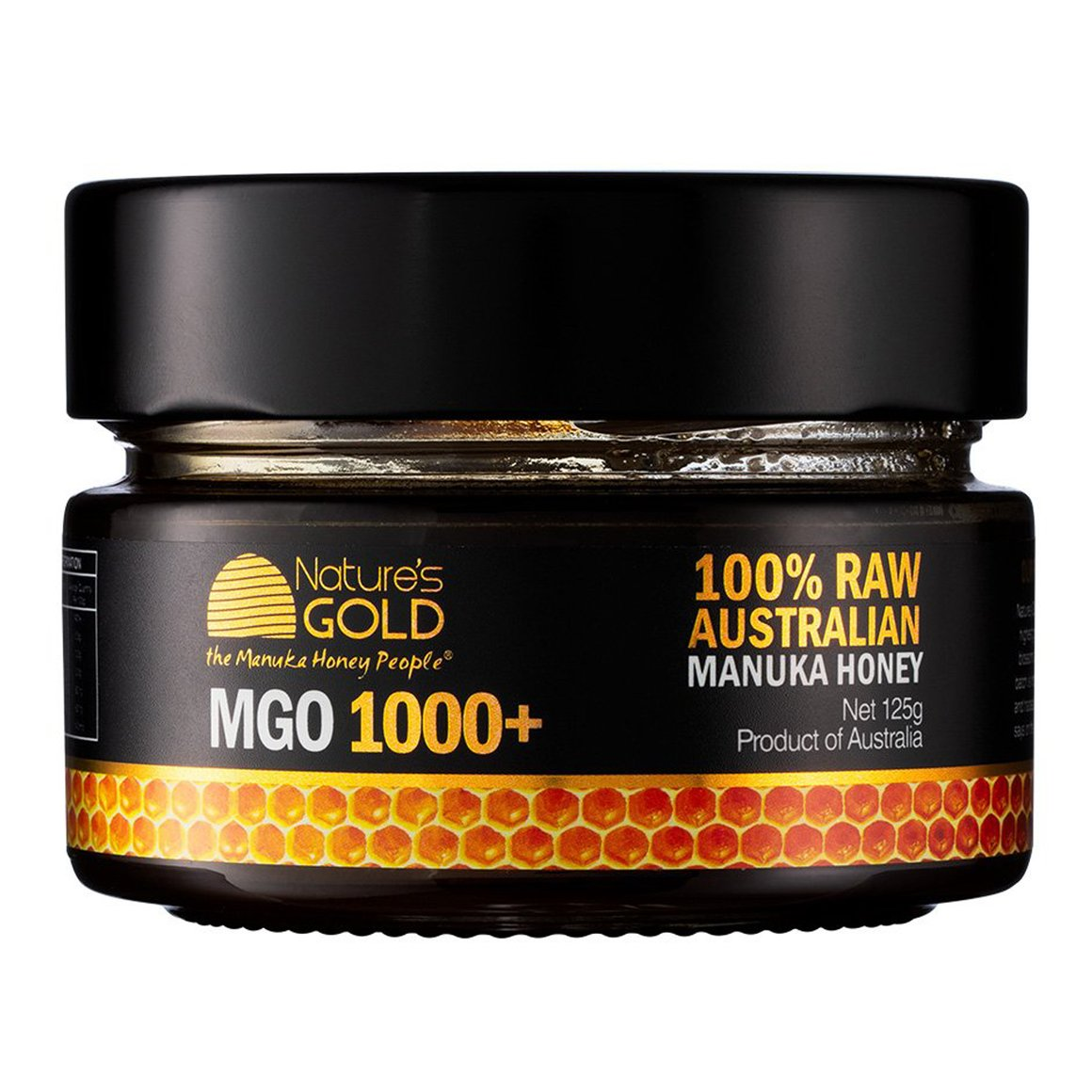 Premium 1000 mgo Raw Australian manuka honey