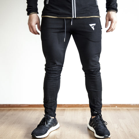 Fit Capital Lunar Hybrid Joggers Black