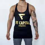 Gold Signature Stringer  Black