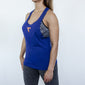 Womens Edge Stringer Blue
