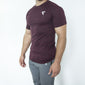 Seamless Torch T-Shirt - Burgundy
