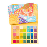 HELLO SUNSHINE THE SIXTIES 35 COLOR SHADOW PALETTE - LURE