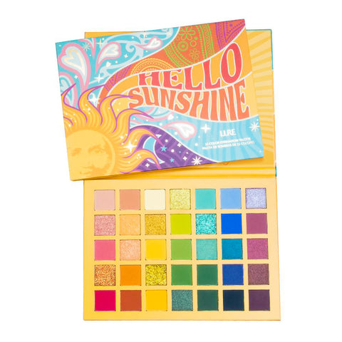 THE SIXTIES 35 COLOR SHADOW PALETTE FULL COLLECTION - LURE