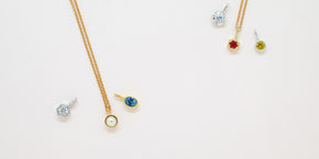 Pearl (June) Birthstone Necklace