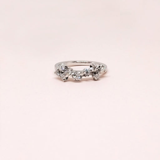Blossom Diamond Ring (14kt | 18kt Gold)