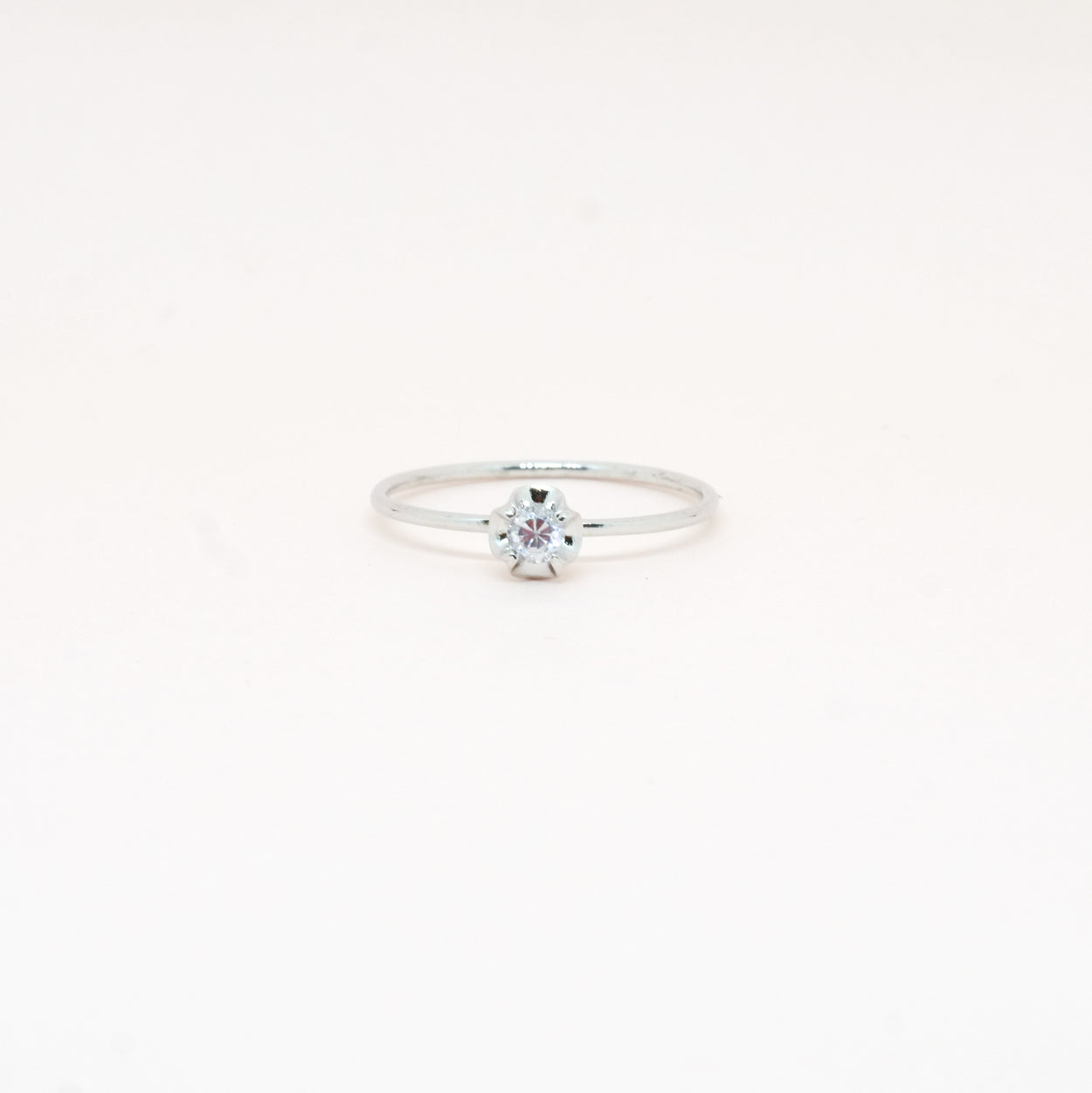 Tanzanite (December) Birthstone Ring