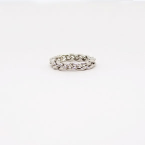 Braid Ring (18kt Gold)