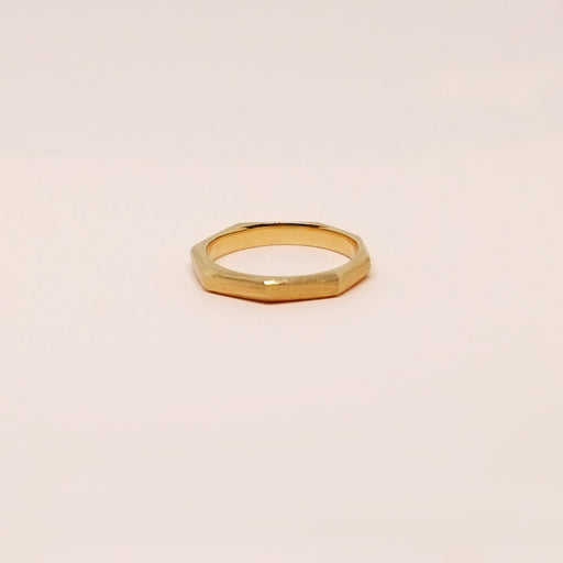 Mountain Full Band Slim (14kt | 18kt Gold)