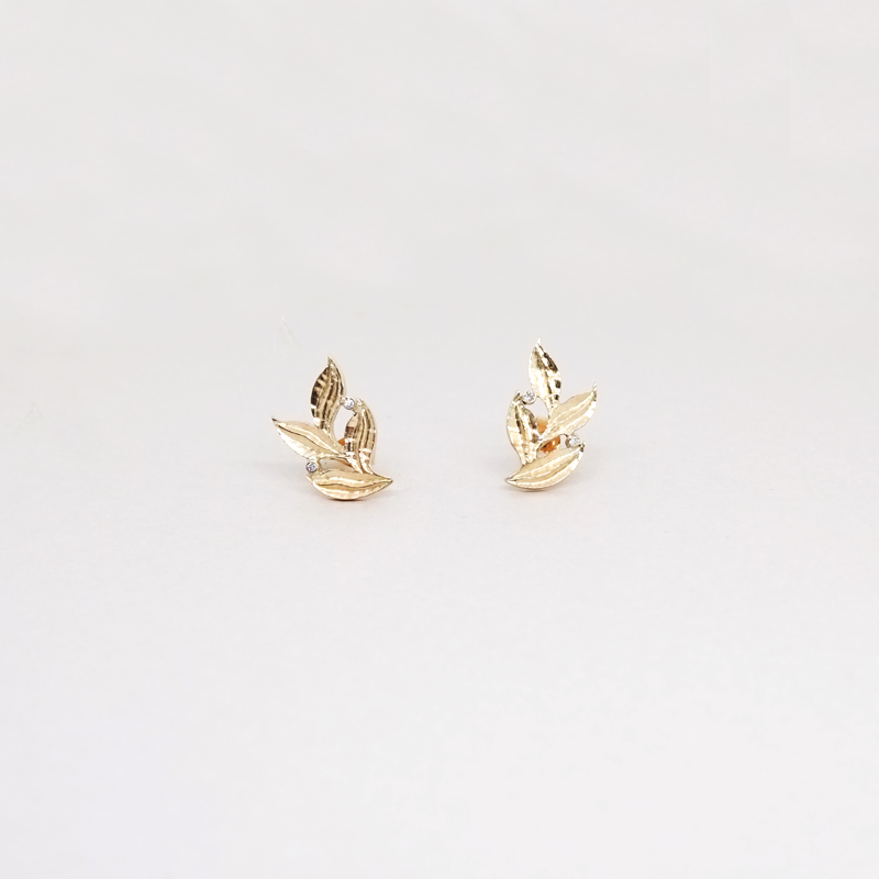 Providence Earrings 18K Rose Gold