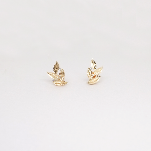 Providence Earrings 9K Rose Gold