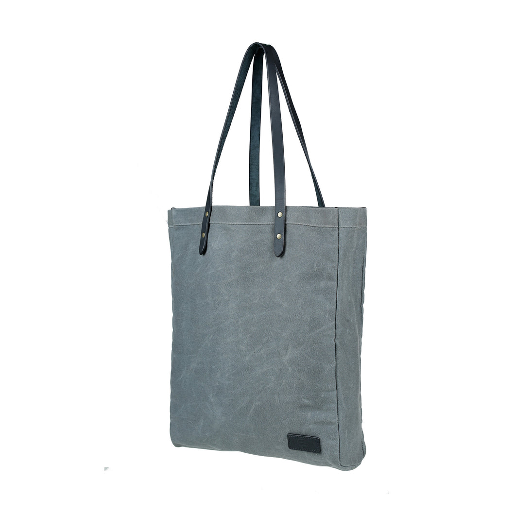 Market Bag - Gray