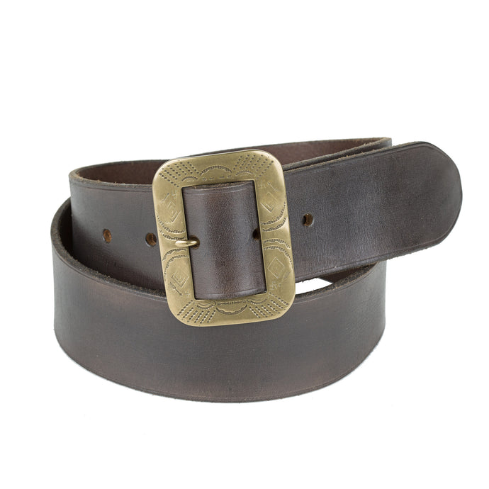 Inspired Belt - Dark Chocolate