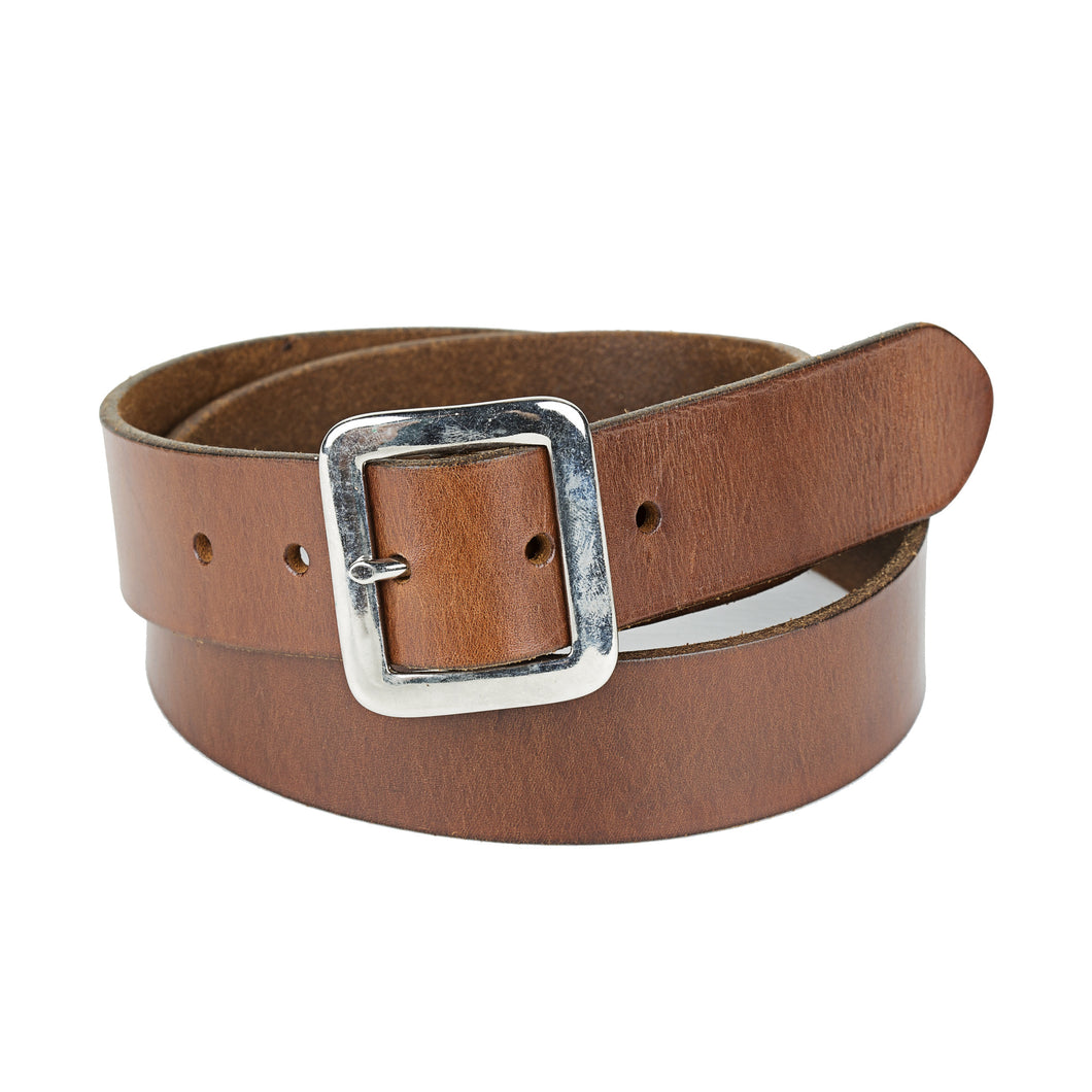 Simple Belt - Light Brown