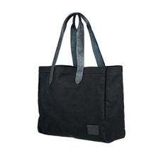 Wide Market Bag - Black