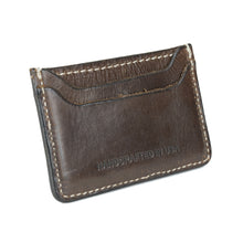 Card Holder - Vintage Brown